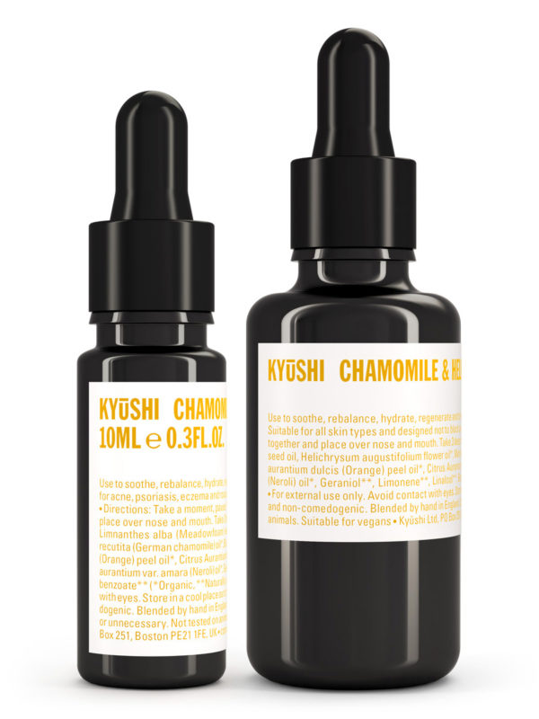 Kyushi Face Oil Duo Set