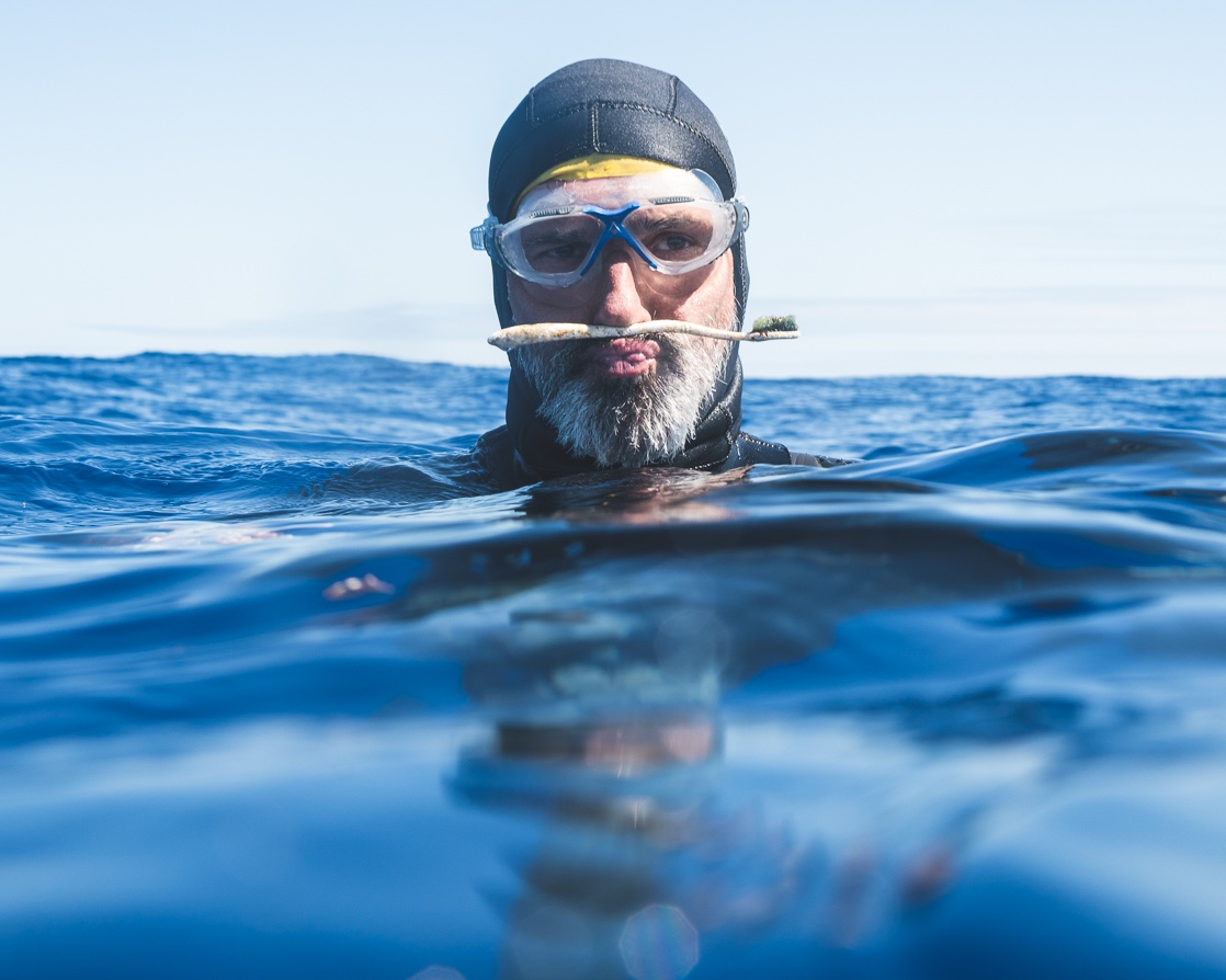 Ben LEcomte - Ben Lecomte was the first person to attempt a stage swim across the Pacific Ocean in 2018 to raise awareness of plastic pollution, called The Swim. Struck by the amount of debris and microplastics found during the six-month expedition, he and his crew were inspired to do more to help the state of our oceans and to encourage people to say no to single-use plastic. Ben is now attempting a 300 nautical mile swim through the area of pollution commonly known as the Great Pacific Garbage Patch.