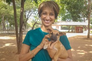Celebrating Inspirational Women - Otara Gunewardene, a Sri Lankan entrepreneur and activist, gave up her business to concentrate on changing the lives of Sri Lanka's street dogs. We shared her story with social media platform, Power of Positivity.Read more