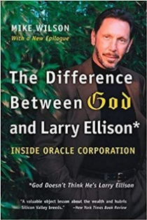 At Ogilvy, I was brand guardian, and wrote all copy for the Oracle account. So, it's no surprise that I found this account of Larry Ellison's early years, and the birth of the Oracle Corporation. fascinating (no, really),