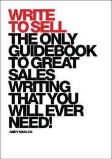 A bestseller. For anyone who needs to write sales copy. It offers expert tips, advice, and simple techniques that will instantly improve your writing. I always keep this one in my desk drawer.