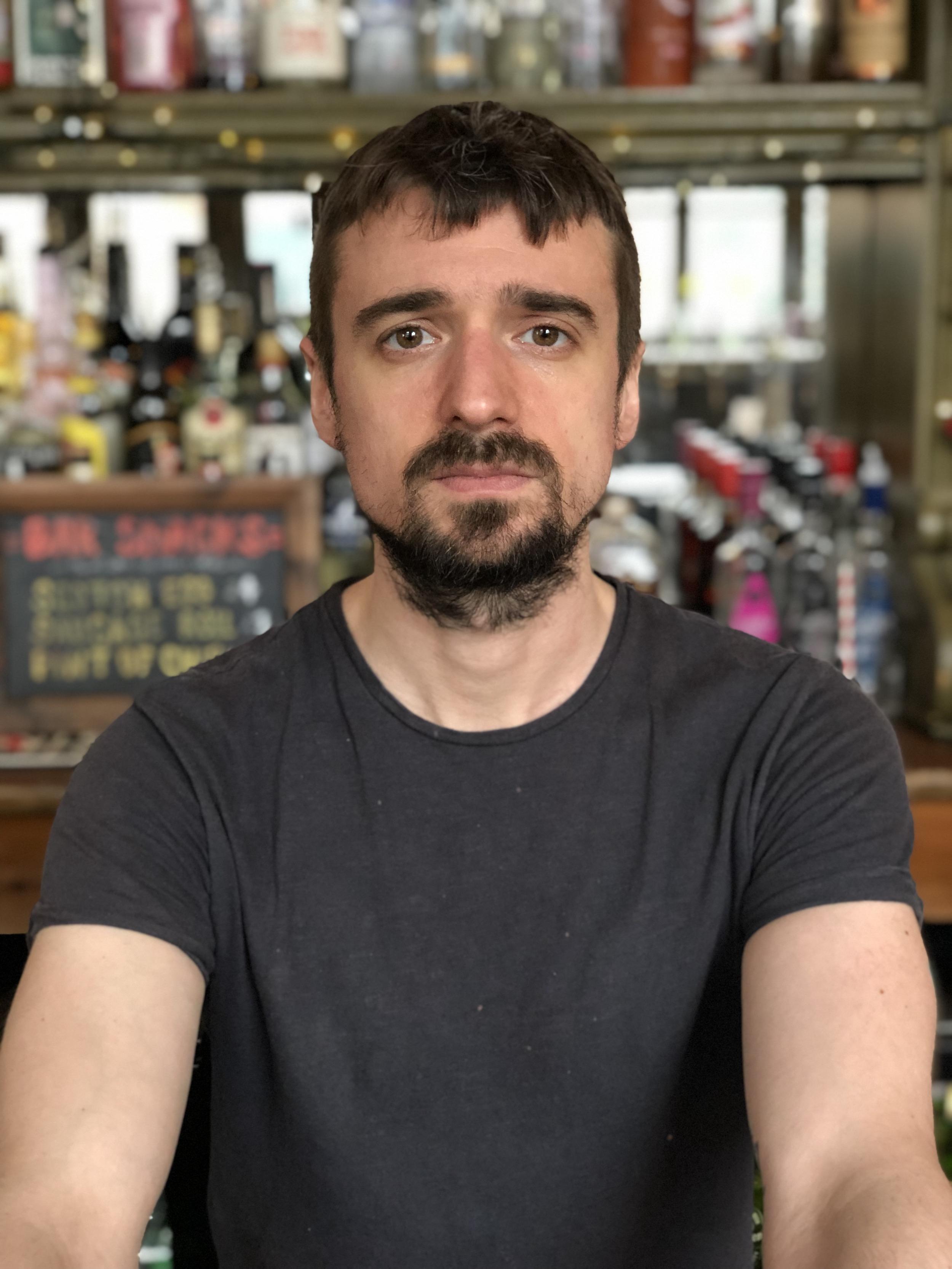Fernando   Hawley Hero since September 2018