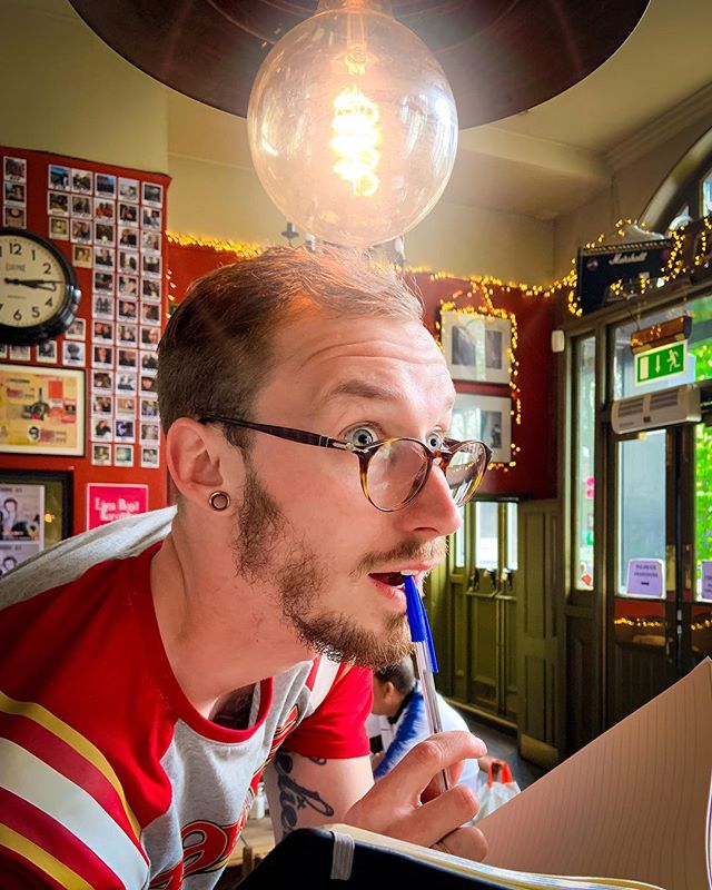 Suffering from post #easterweekend blues?  Here's a bright idea... Come and test your smarts at our weekly #pubquiz  #notanotherpubquiz #camden #camdenmarket #quiz #hawleyarms #boozer