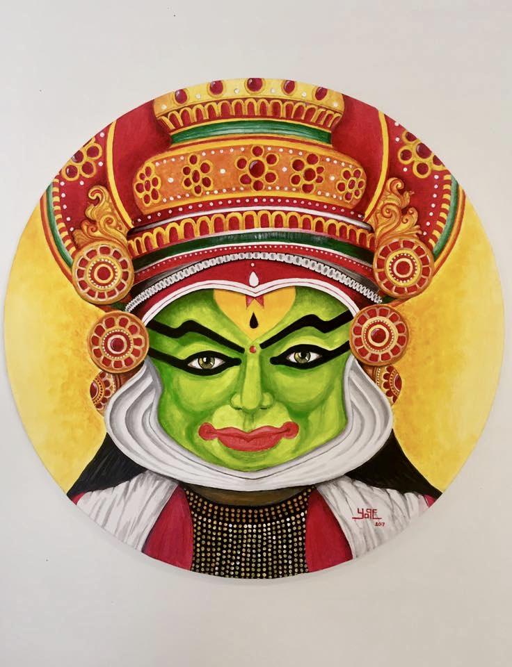 Pacha Kathakali