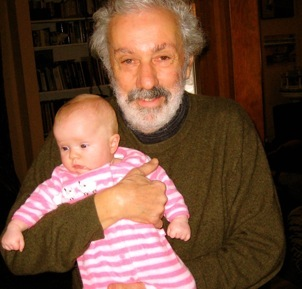 My Granddaughter and me