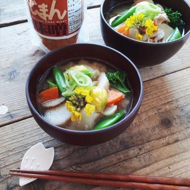 「春の豚汁」公式レシピスタ 松村 りん