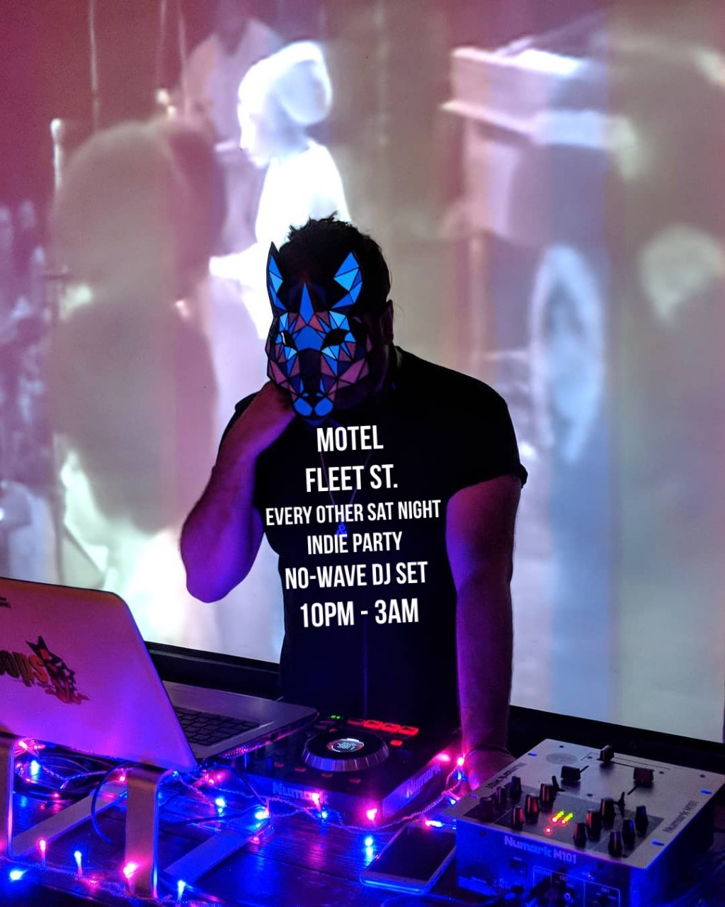 Motel — Indie Party - Every other SaturdayMotel, 5-7 Fleet Street, Liverpool, L1 4AR