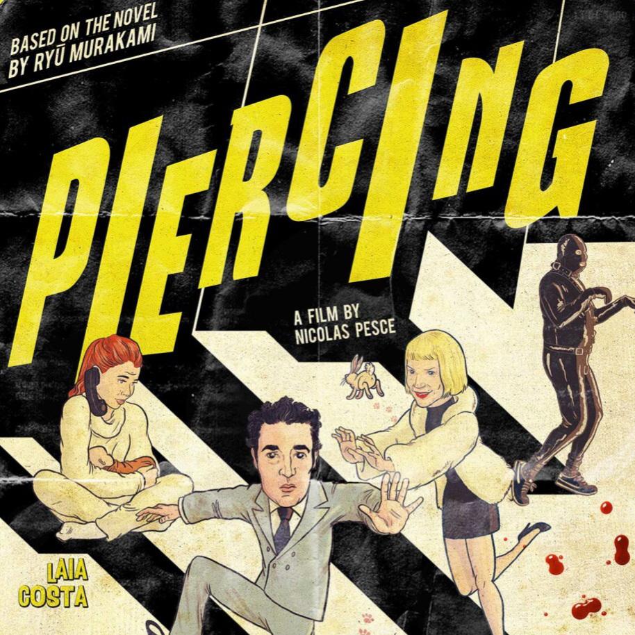 Piercing - Dir. Nicolas Pesce, Feb. 2019