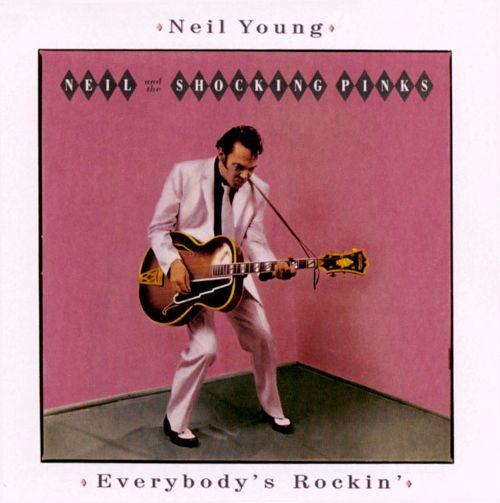 Bastard Children #3 - Neil Young — Trans / Everybody's Rockin'