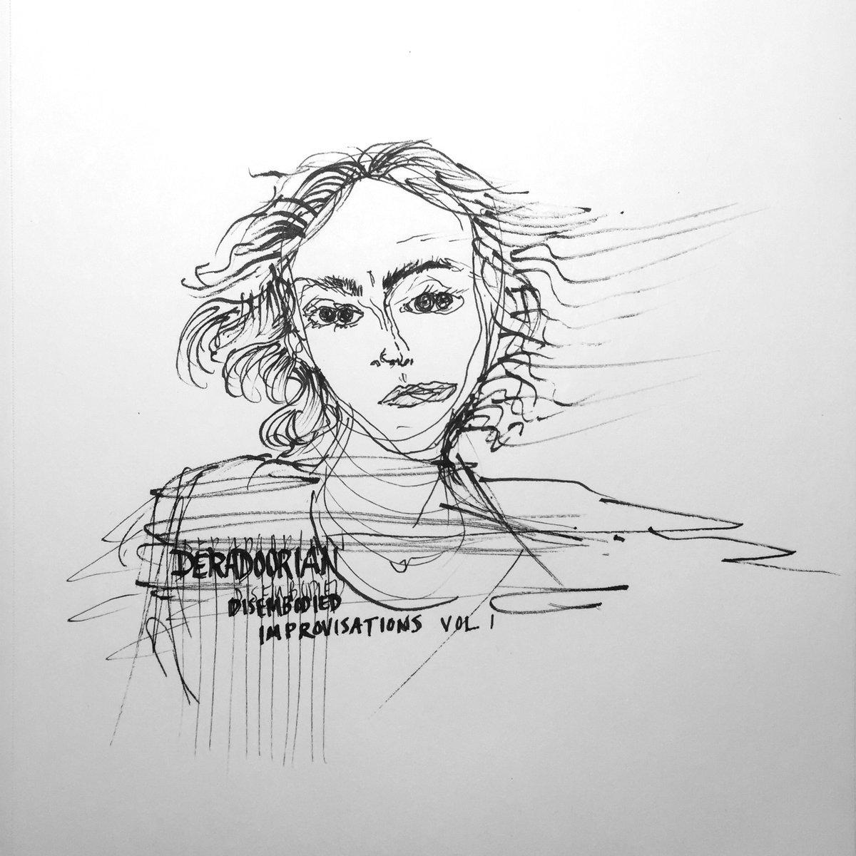 Deradoorian — Disembodied Improvisations Vol. 1  - Independent, Apr. 2019