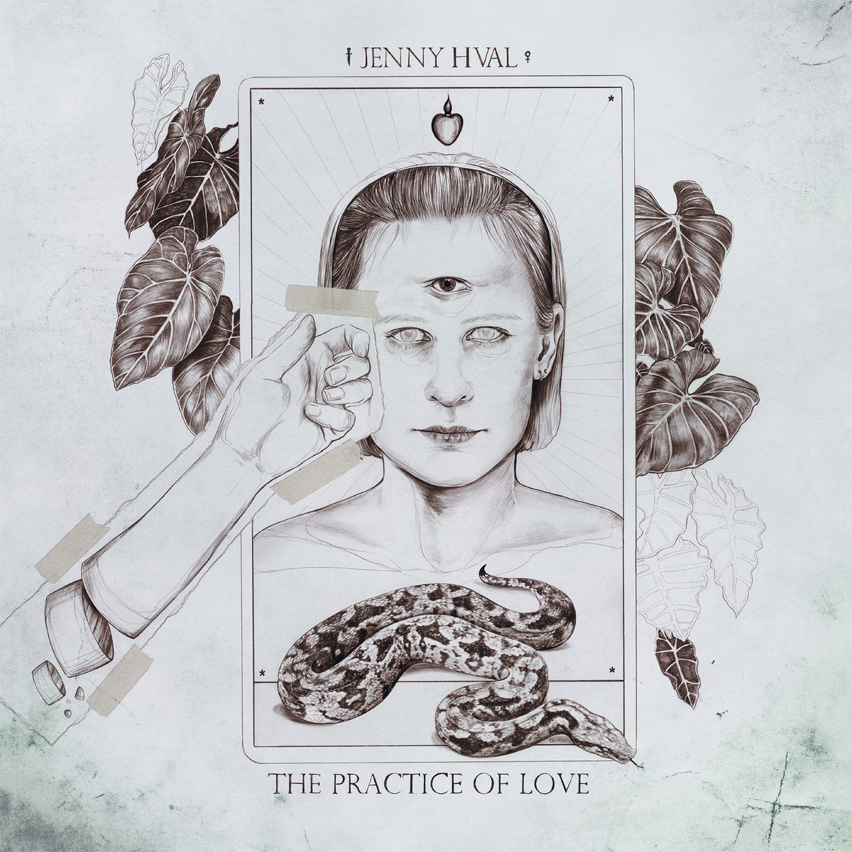 Jenny Hval — The Practice of Love - Sacred Bones Records, Sep. 2019