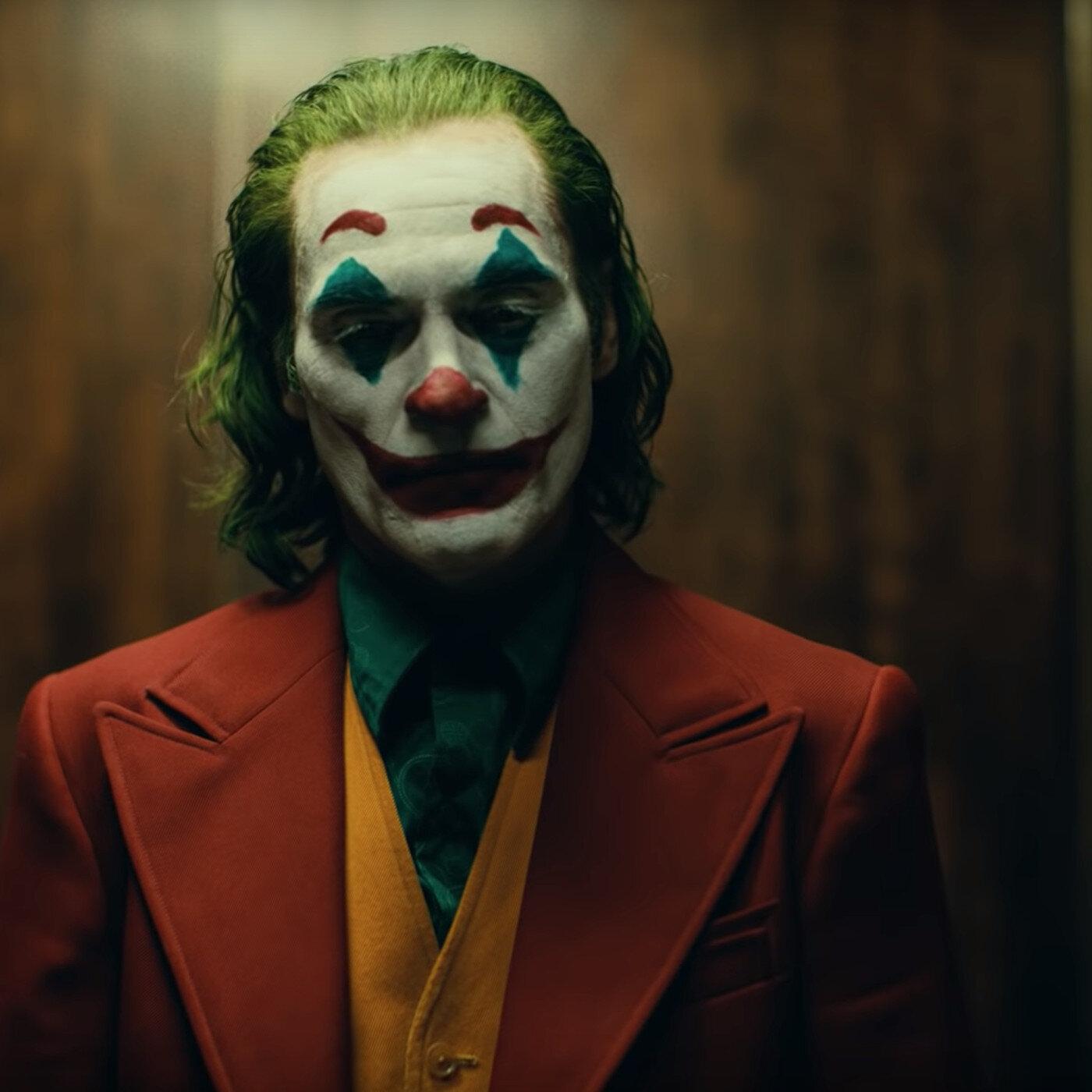 Joker - Dir. Todd Phillips, Oct. 2019