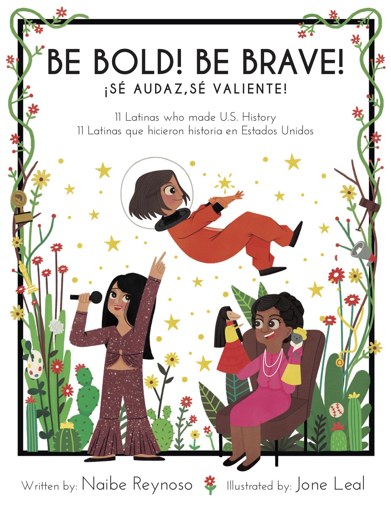 - Nuevo libro bilingüe para niños destaca a 11 reconocidas latinas que hicieron historia en los Estados Unidos se publicará en vísperas de 'Women's History Month'La versión Kindle se lanzará el viernes 8 de marzo en el Día Internacional de la Mujer 2019!