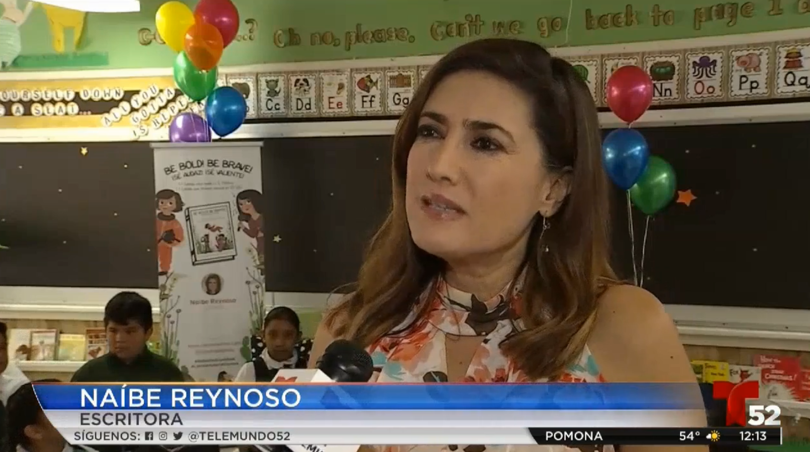 TELEMUNDO 52 - International Women's Day
