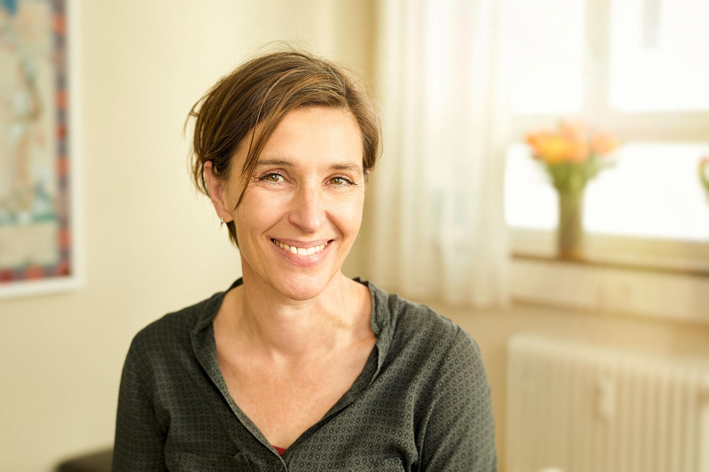 Sabine Herglotz - Praxisassistenz, MTRA (medizinisch-technische-Radiologieassistentin) in der Kinderradiologie im