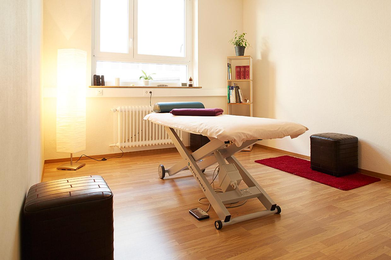 Über die Praxis in Stuttgart-West -