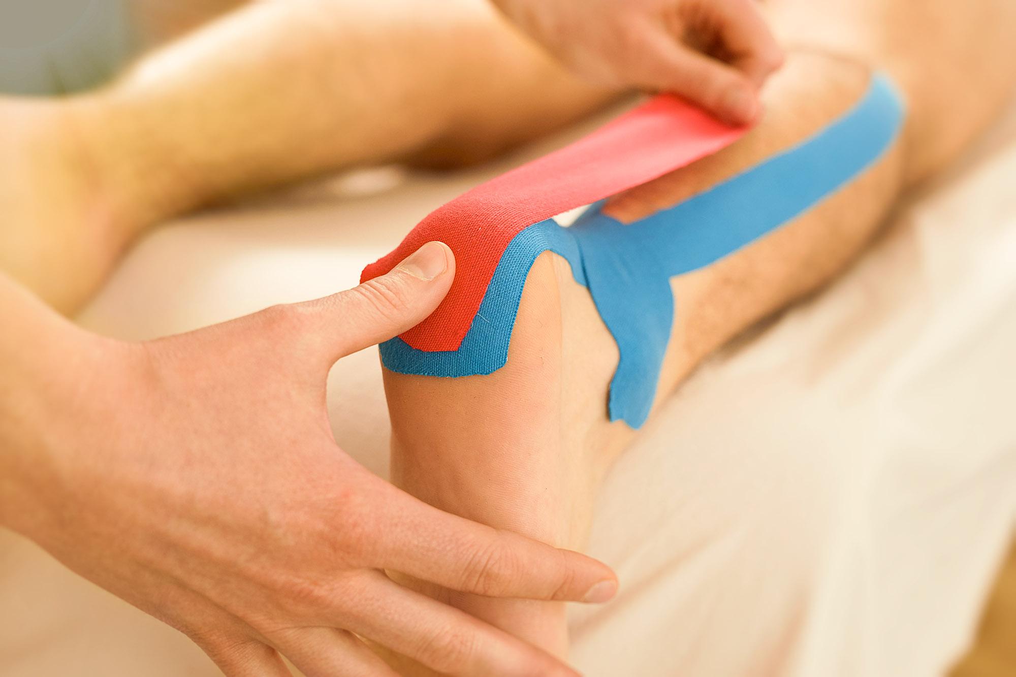 Über die Physiotherapie -