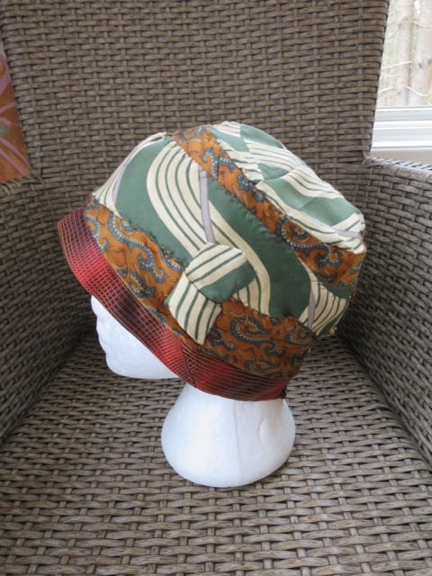 Noah Fuad 2 upcycled hat men scarf La Fab Chelsea Quebec.JPG