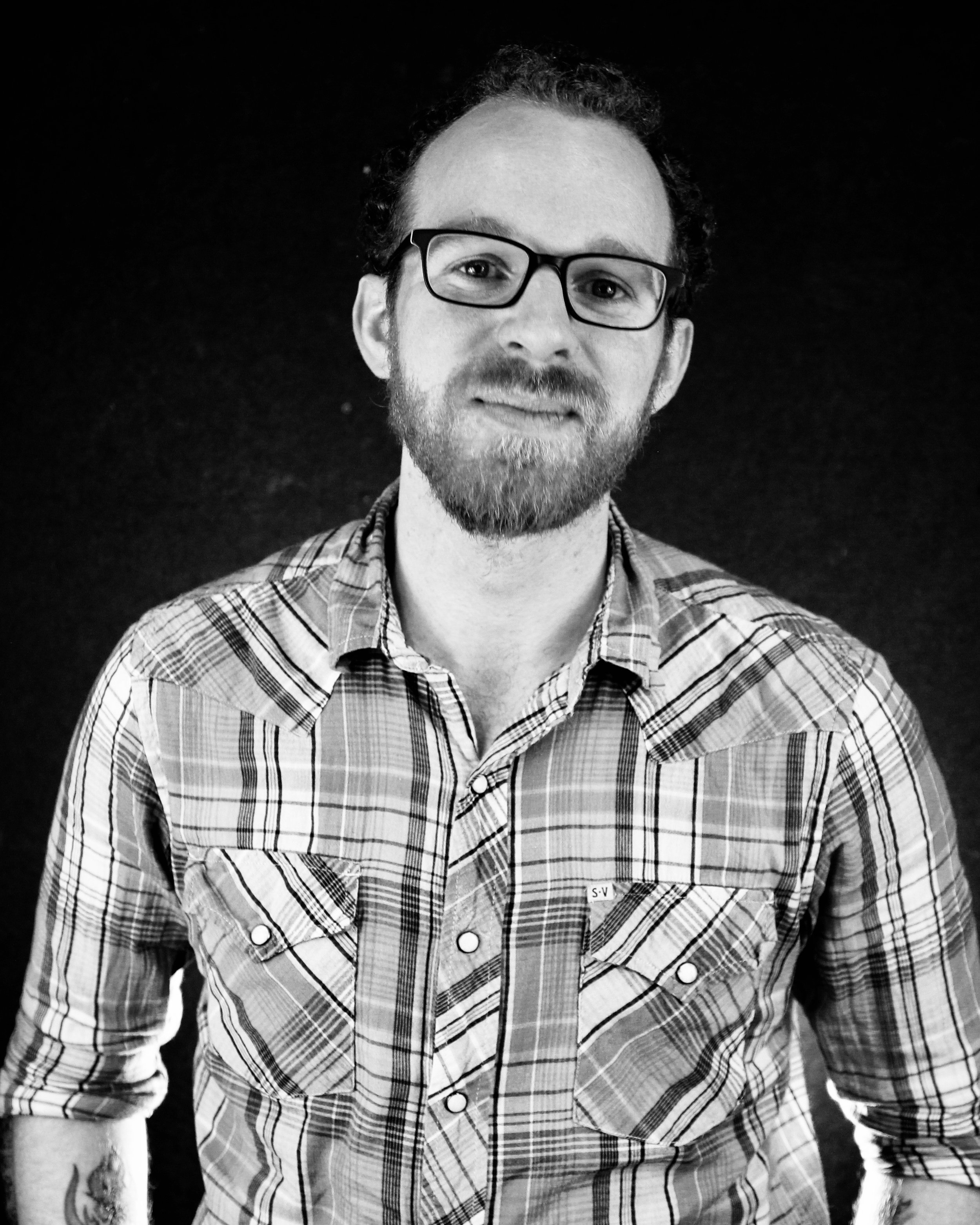 Chris Garrett (Director & Writer) - Is the Director and Writer for Splintered Caravan. He puts his passion into everything that he does and Splintered Caravan is nothing less. He's also produced his own comic book under his self-published Overtime-Comics.
