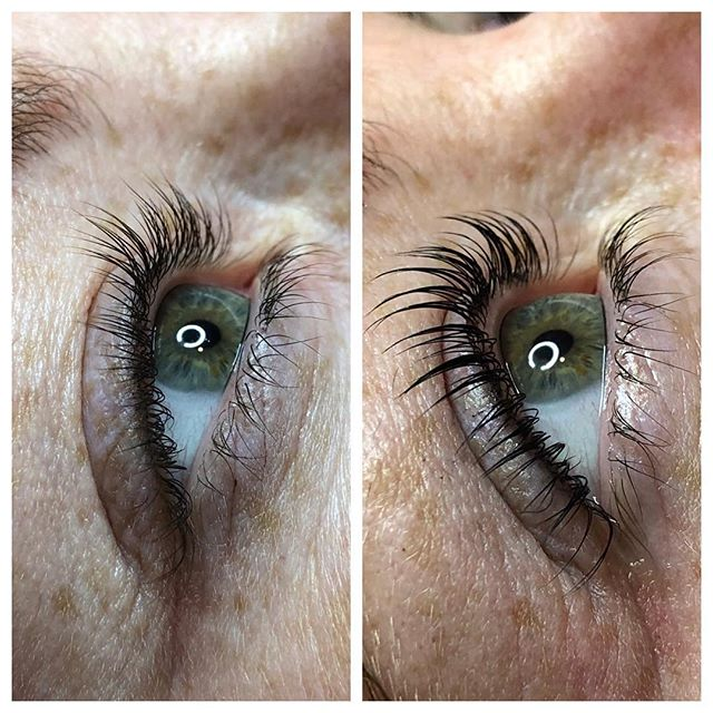 #Repost @jmd_mua ・・・ Lash lift and tint 🎉  #ellebanalashlift #ellebanalashes #liftandtint #esthetician #makeupartist