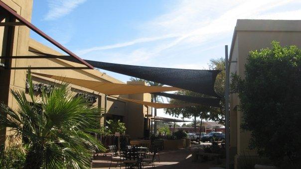 Seville Shopping Center in Scottsdale