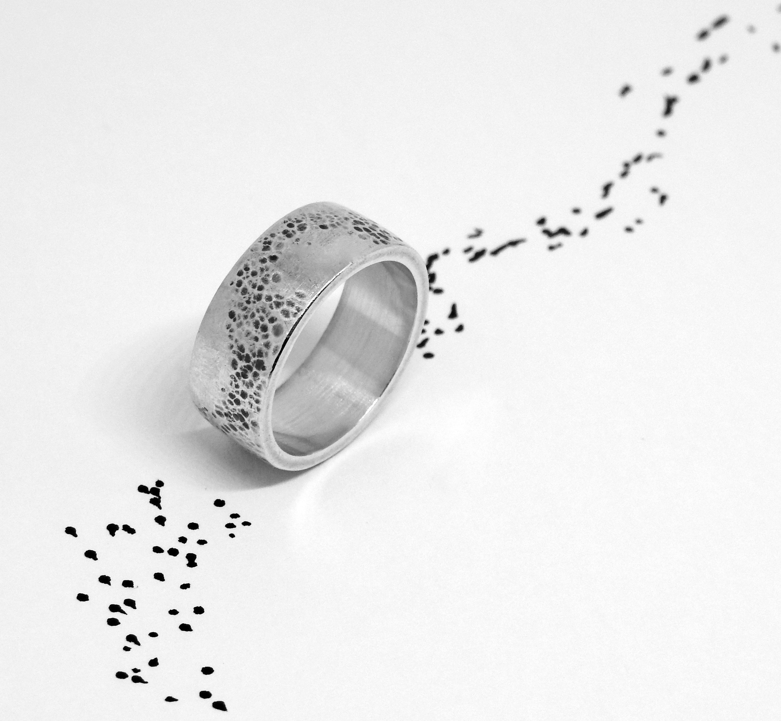 Ring (2018): Silver
