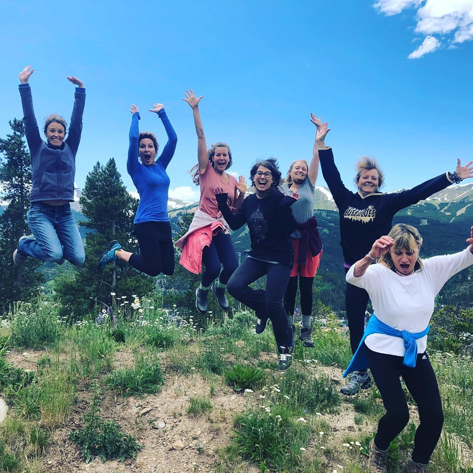 Feminine Frequency Sound Healing Training: Breckenridge, CO 2019