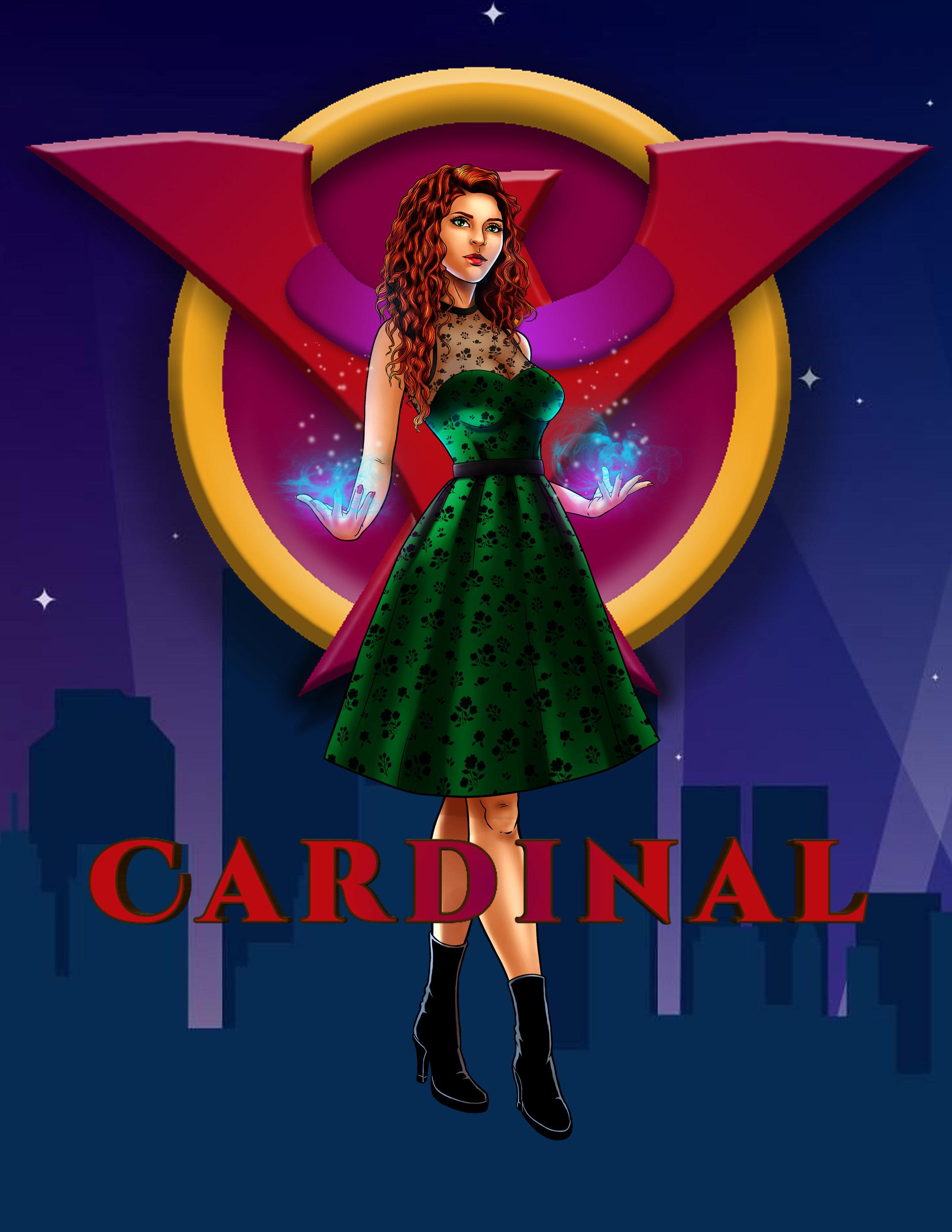 Scarlett Cardinal