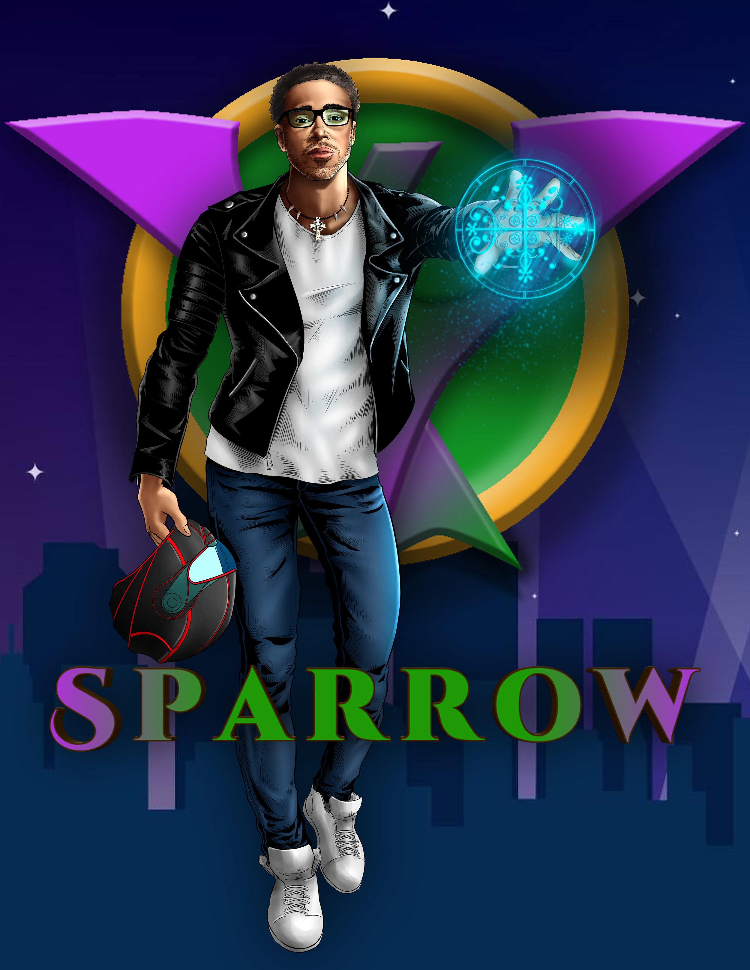 Sparrow, Keiran