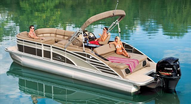 We rent Bennington Pontoons - Several to choose from!    CONTACT US