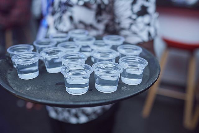 Shots, anyone? Drinks: @sammiejaybar  swipe right 👉🏾 . . . #CokerCreative #CCCertified #PagaAt10 #PagaGalaNight #CokerCreativeCelebrations #CreativePlanners #ExperienceDesigners #EventPlanners #CorporateEvents