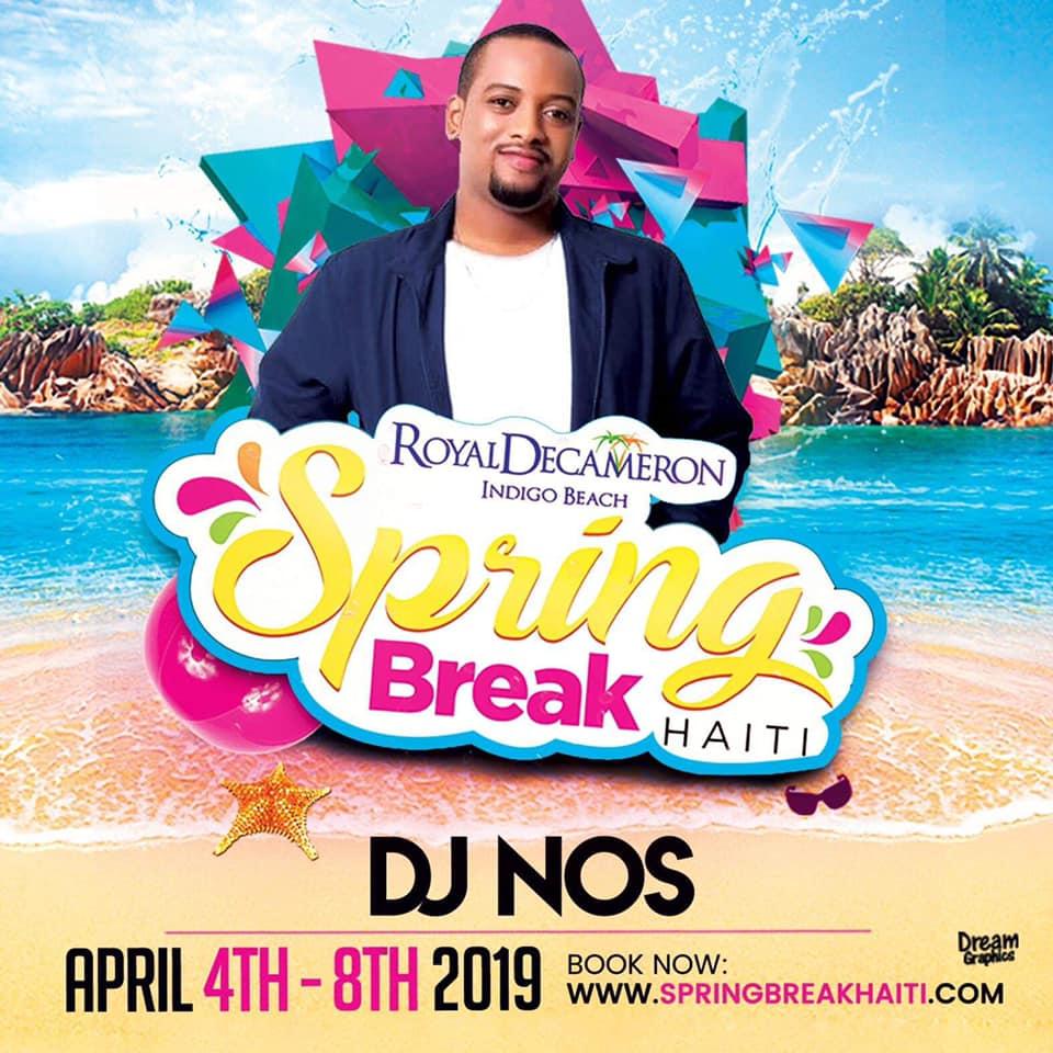 Spring Break Haiti 2019 - DJ Nos