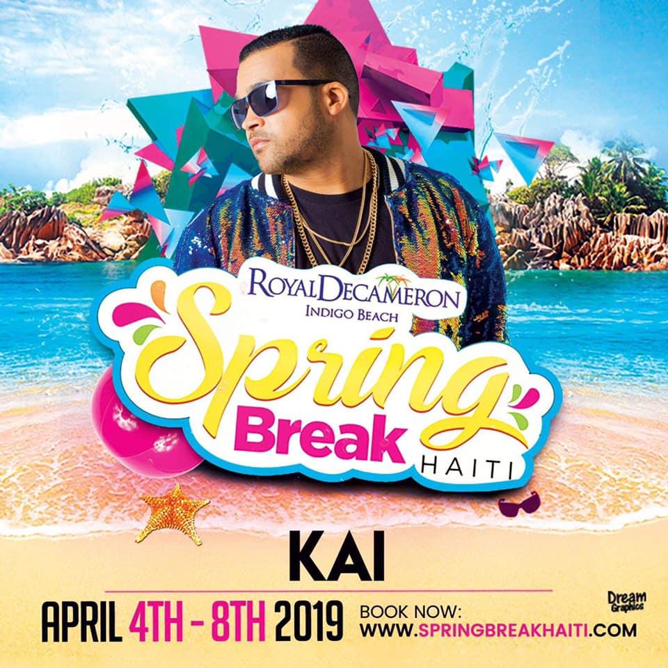 Spring Break Haiti 2019 - Kai
