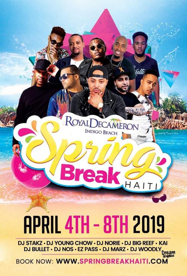Spring Break Haiti 2019