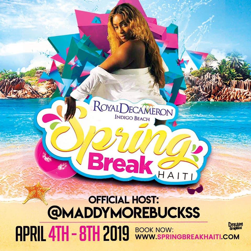 Spring Break Haiti 2019 - Maddy More Buckss