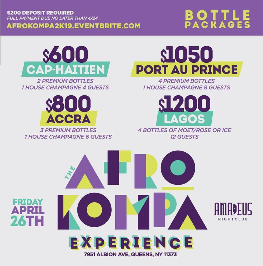 Afro Kompa Experience - Bottle Service - April 26.jpg