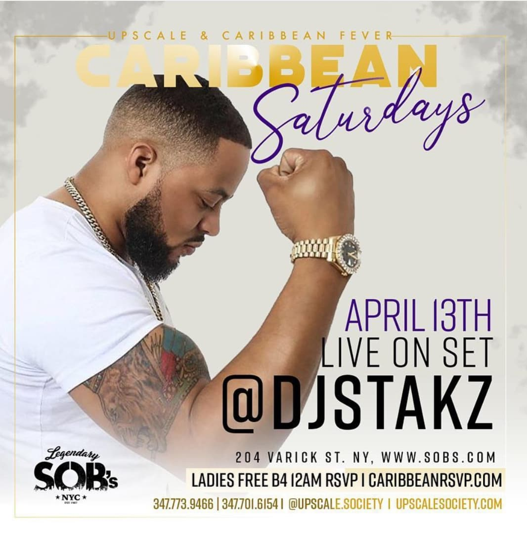 Caribbean Saturdays - April 13.jpg