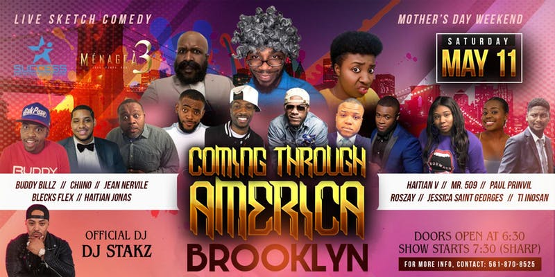Coming Through America Brooklyn - May 11.jpg