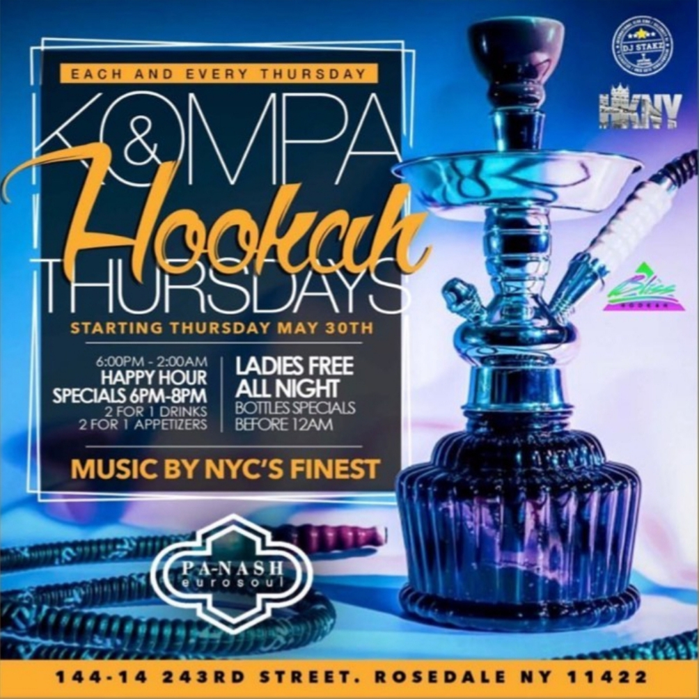 Kompa and Hookah Thursdays - May 30.jpg