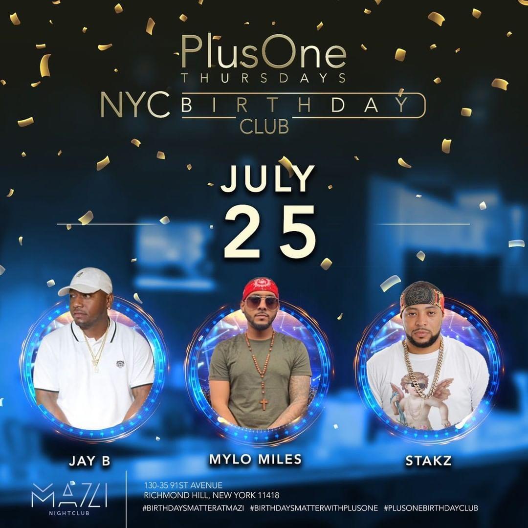 Plus One Thursdays - July 25.jpg