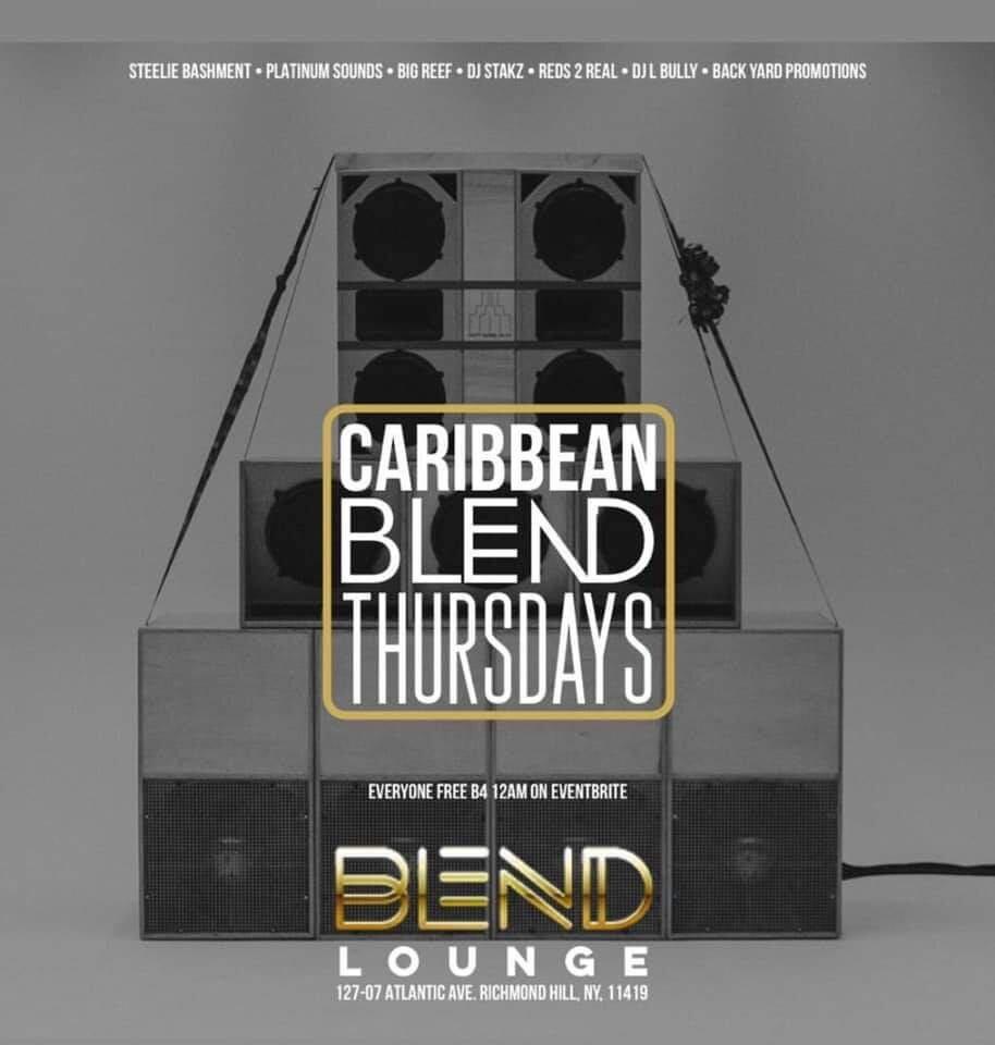 Caribbean Blend Thursdays - Blend Lounge.jpg