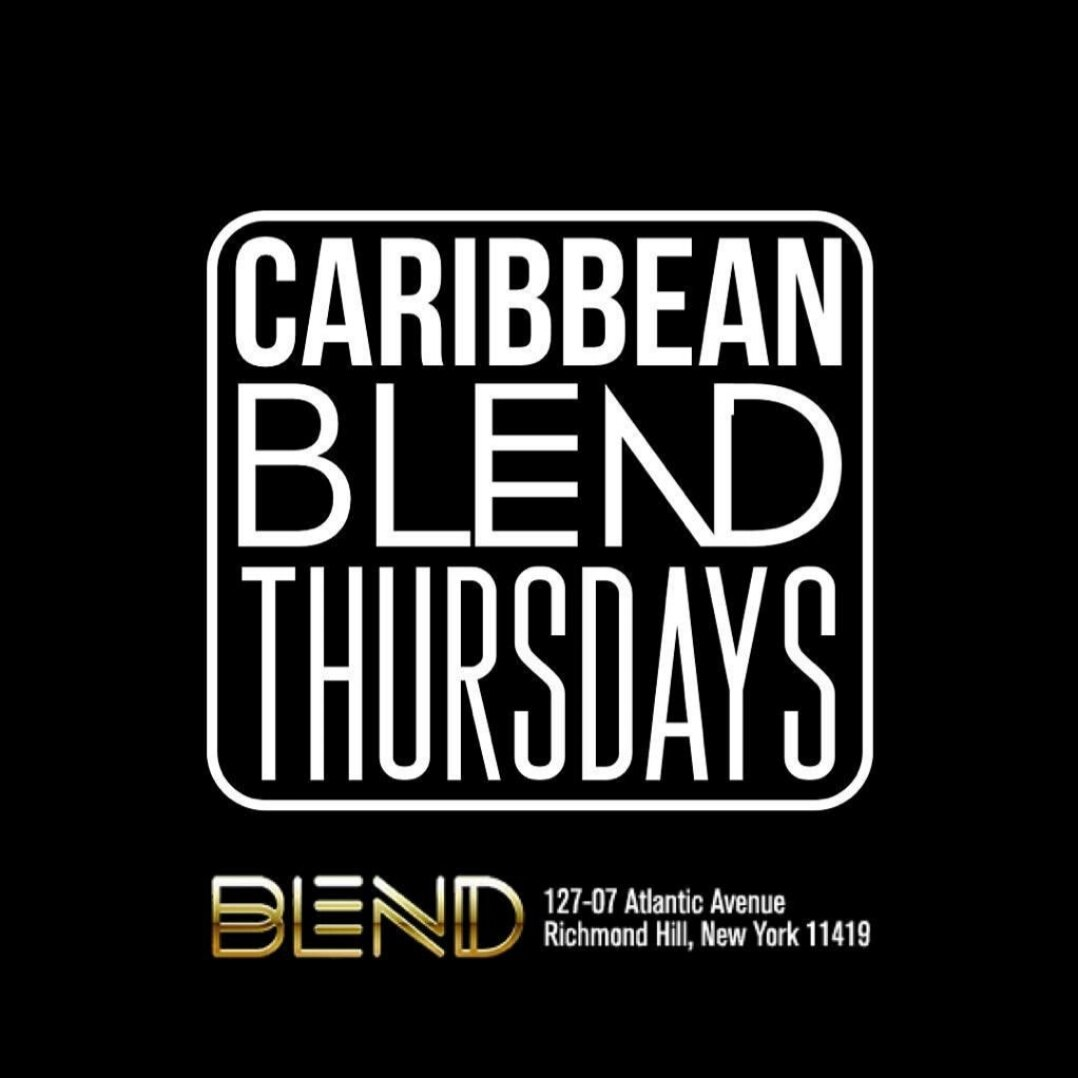 Caribbean Blend Thursdays - Blend Lounge NY.jpg