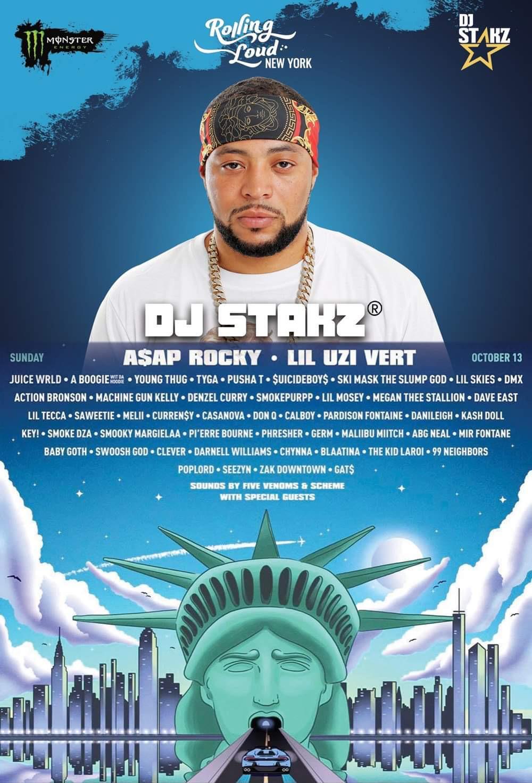 Rolling Loud NYC 2019 - DJ Stakz.jpg
