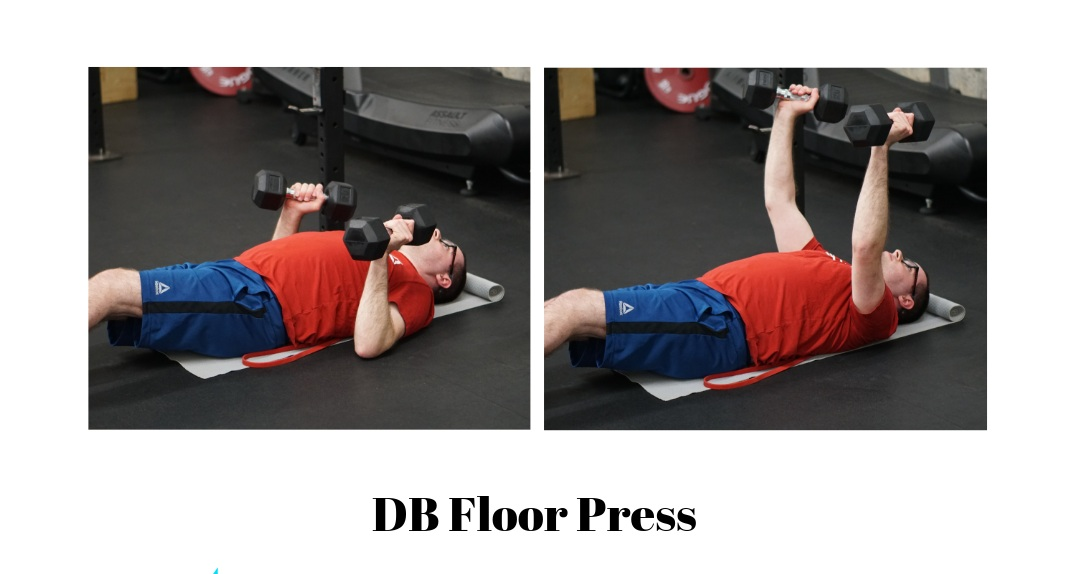Adaptive Fitness Coach - Floor Press