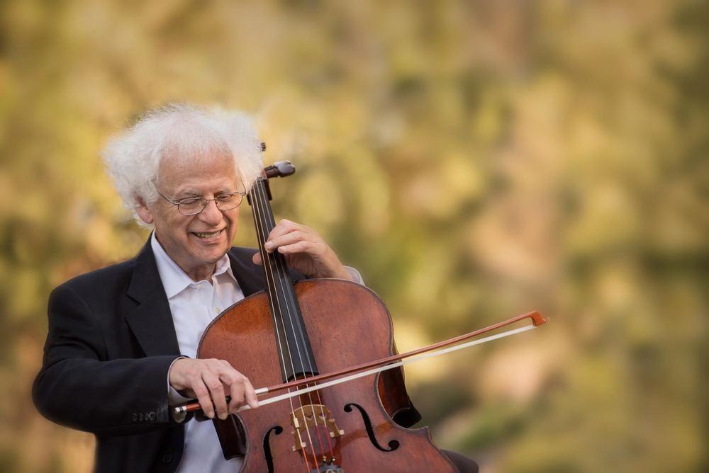 Laurence Lesser  NEC Tenure President  新英格兰音乐学院荣誉校长和大提琴教授