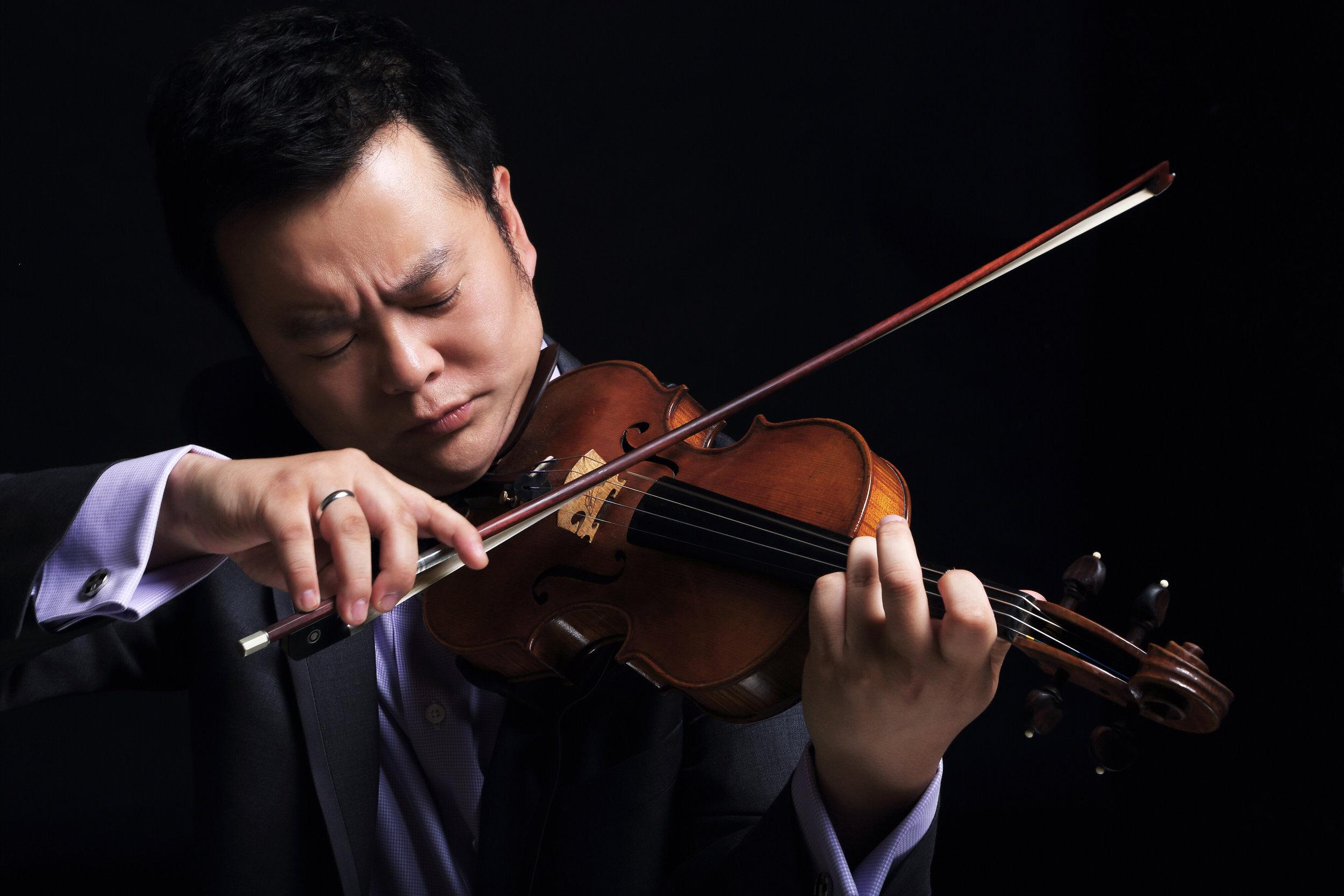 Quan Yuan  The Metropolitan Orchestra Violinist  美国大都会歌剧院小提琴演奏家