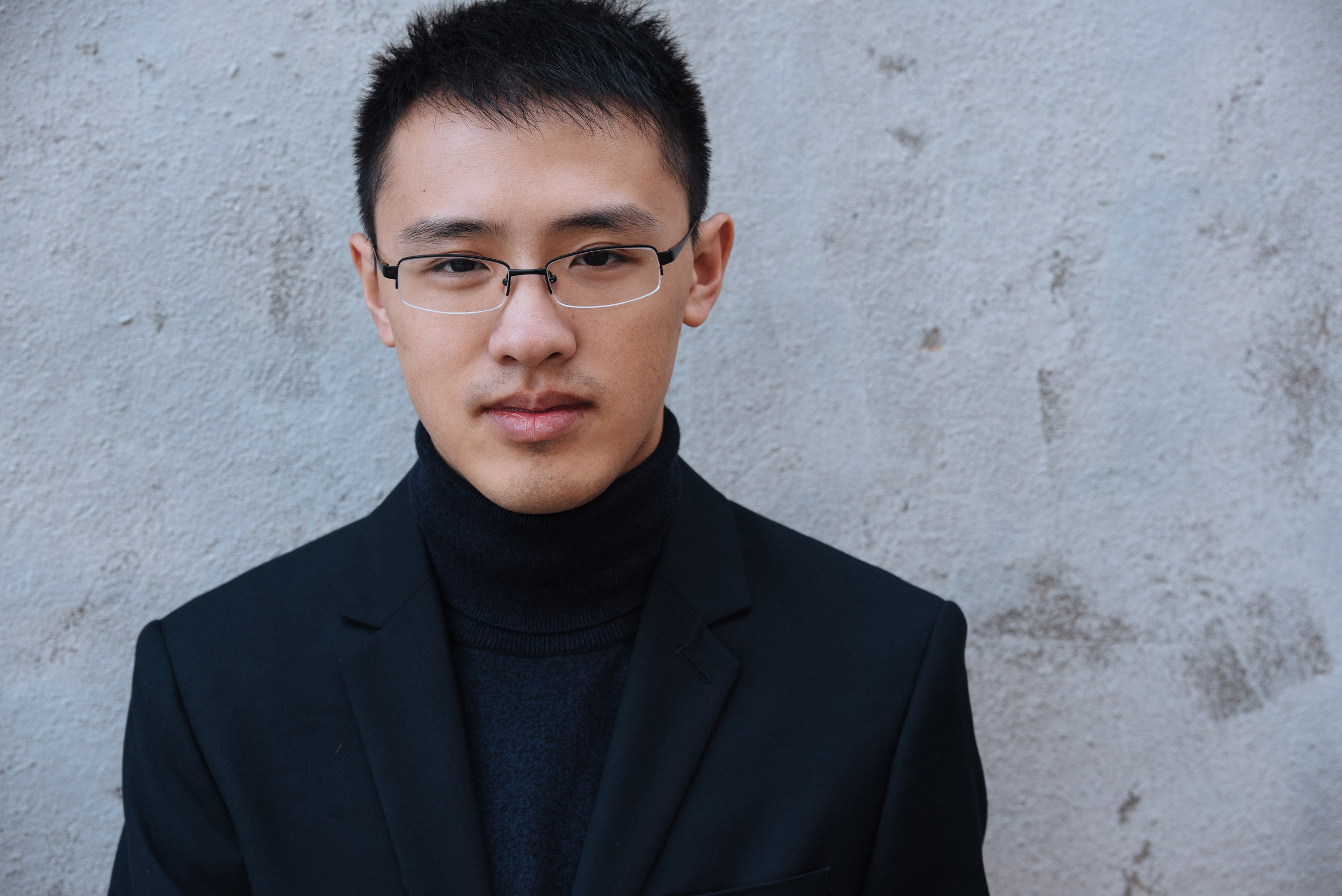 Max Tan  Artist Diploma at The Juilliard School  朱莉亚音乐学院小提琴助教和博士