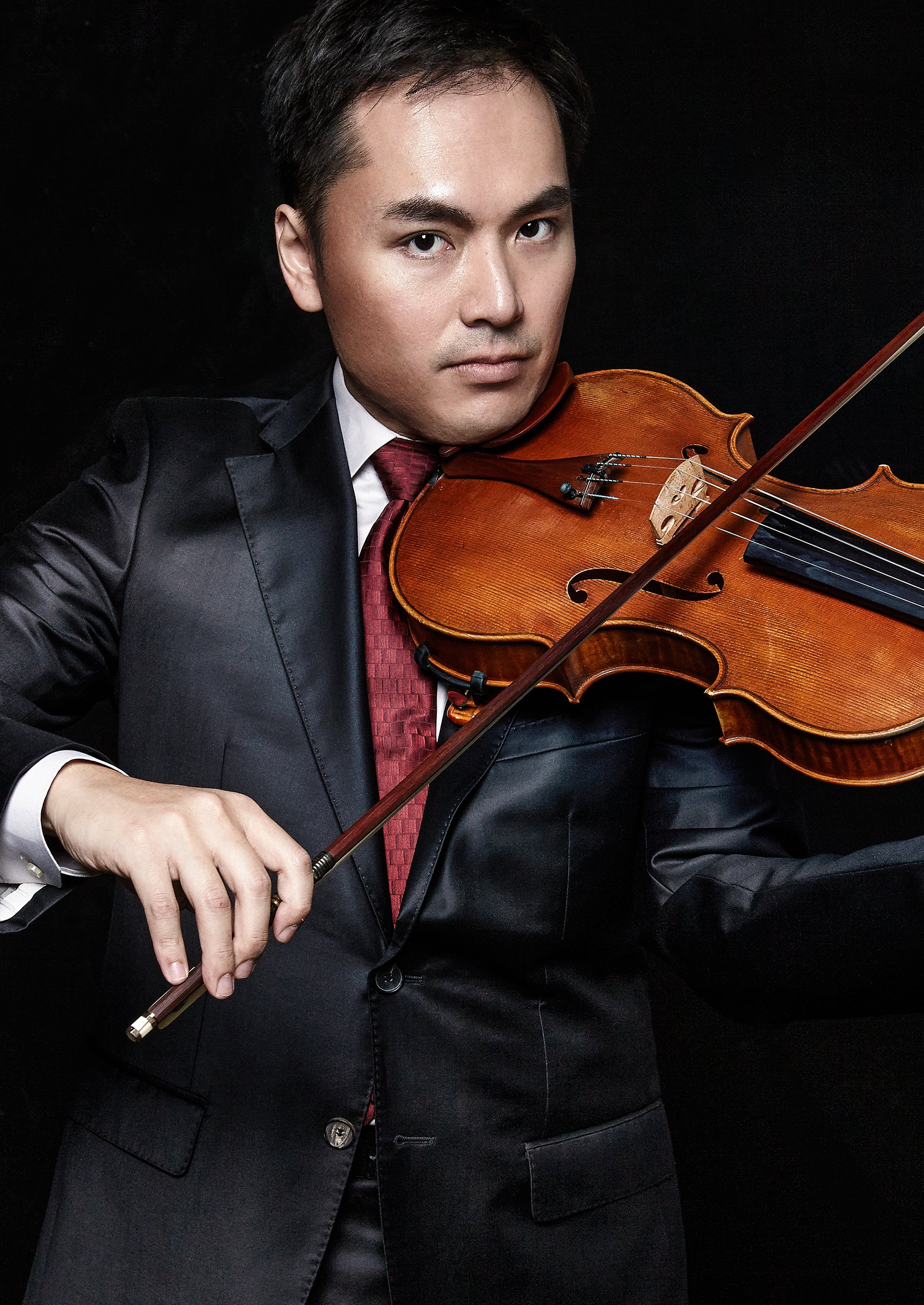 Andy Lin  Member of Amphion String Quartet  中提琴演奏家与博士