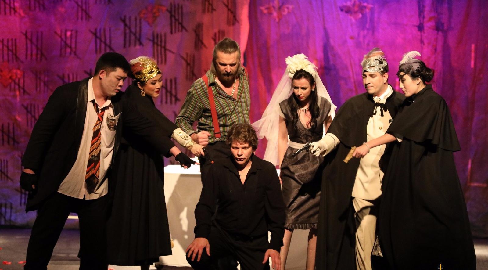 Voice & Opera |声乐及歌剧 -