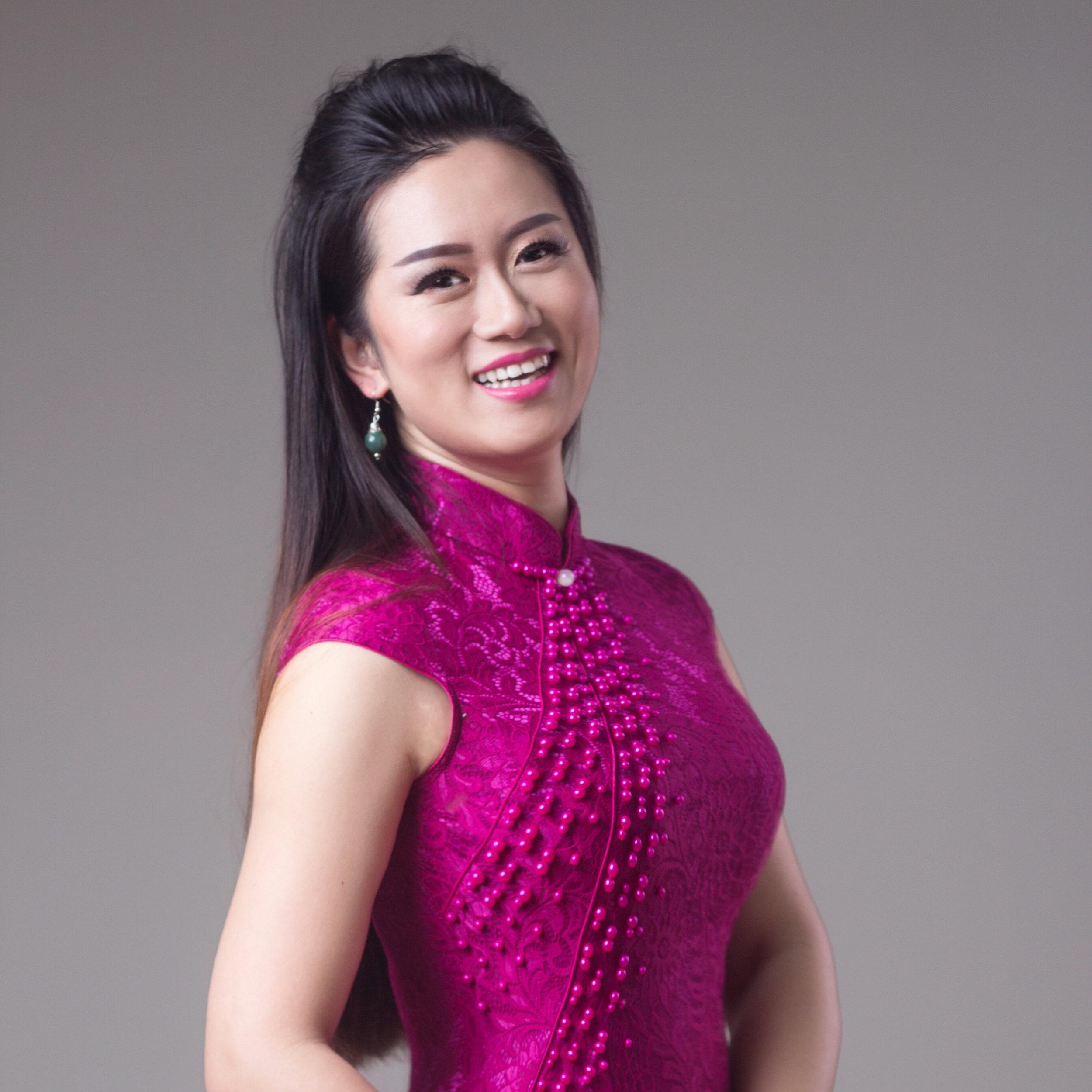 Wanzhe Zhang - Boston Chinese Musicians Association旅美女高音歌唱家波士顿中国音乐家协会会长
